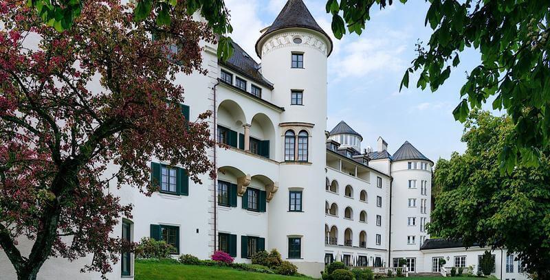 Schloss Pichlarn - aussen Ansicht