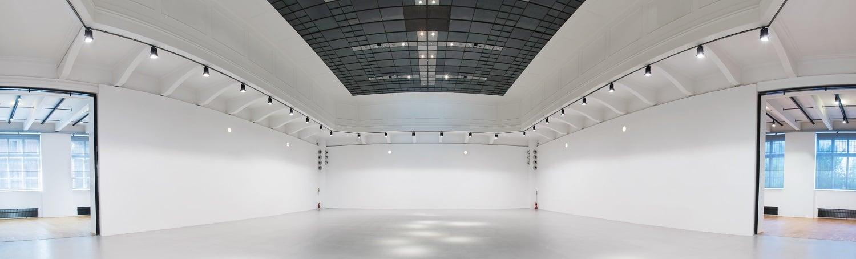Ausstellungshalle EG Panorama
