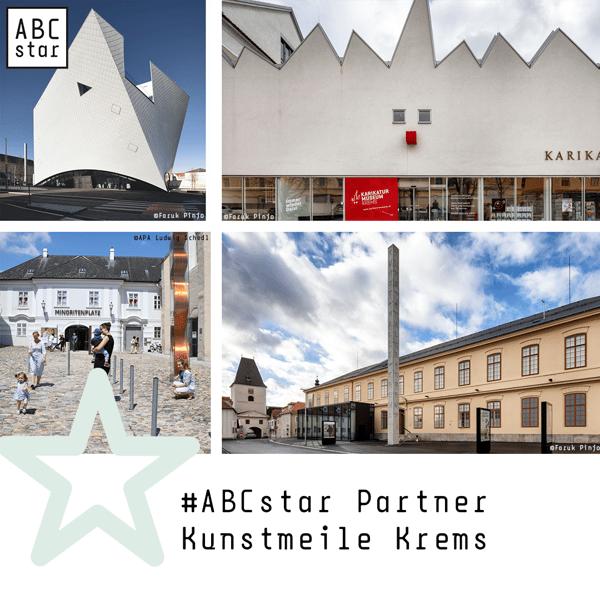 ABCstar Partner Kunstmeile Krems