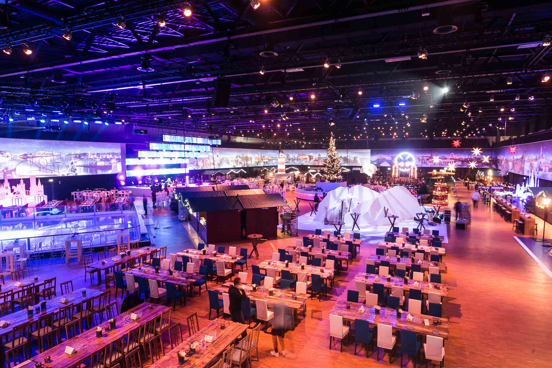 Veranstaltungslocation Estrel Berlin für Firmenfeiern
